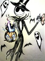 Jack this is Halloween by Idigoddpairings