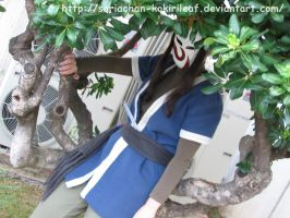 Haku cosplay -2nd version- 09 by MajorasMasks