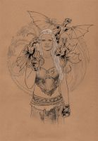 Daenerys Targaryen (Khaleesi) / Game of Thrones by jasonbaroody