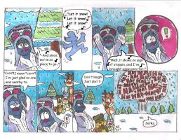 I Love Little Ghouls Winter Special by weirdwolfoflondon