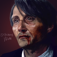 Hannibutt by Sushi-Arts