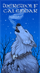 Winter Werewolf by Shadow-Wolf