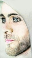 jared Leto by A-D-I--N-U-G-R-O-H-O