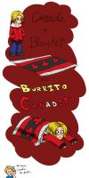 BurritoCanadito by Lupoartistico
