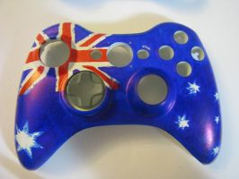 My xbox 360 controller by TheTattooAnimator