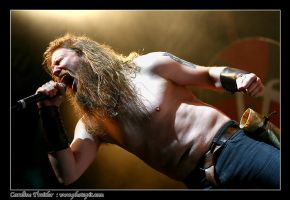 Amon Amarth by CaroFiresoul
