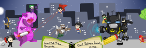 Scribblenauts Contest Entry: STAGE BEGIN~! by Ijen-Ekusas