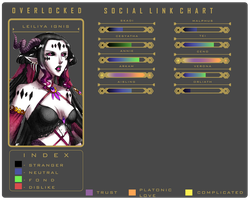 OL: Lily Social Link by Fortranica