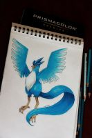 Articuno by NChicaGFX