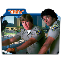 CHiPs Folder Icon by mikromike