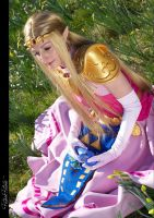 Zelda Ocarina Of Time by memoire-hana