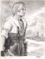 Tidus by moonx123