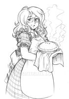 Baked with Love by SageofOz