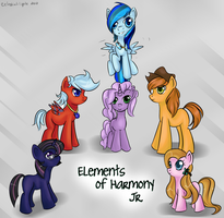 Elements of Harmony Jr. - Cover by celestial-lights