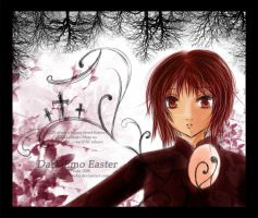 Dark EMO Easter by kagurafuuko