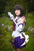 Sailor Saturn by Hotaru--Tomoe