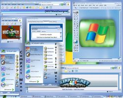 Windows XP MCE 2005 by wstaylor