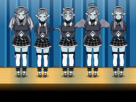 become one of the cyborg maid by hunter4545