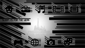 Rising Tide Theme for PS3 by SiqueBrand