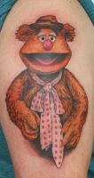 Fozzy Tattoo by Phedre1985