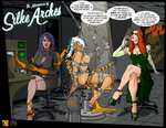 Silke Arches- collaboration with Augustine by CeeAyBee