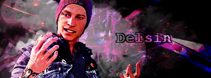inFamous Second Son Sig 1 by HiatusNISA