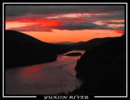 Yukon River by Willihelm