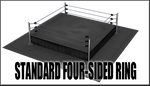 Four-Sided Wrestling Ring for DAZ Studio by sedartonfokcaj