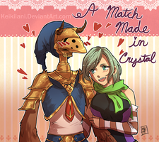 A Match Made In Crystal by Keikilani