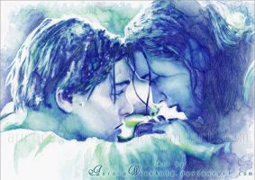 Titanic Tribute - Jack and Rose by AuroraWienhold