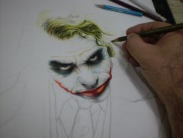 The Joker preview by mario-freire