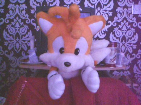 tails doll came 2 see me by tailsdoll-fan2