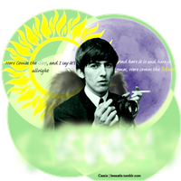 George Harrison Edit by beeeatle
