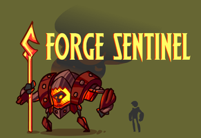 Forge Sentinel by Voxxitronic