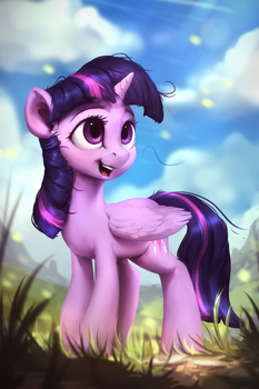 Twilight in Daylight by AssasinMonkey