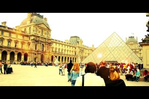 Le Louvre by joaovitor2763