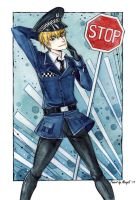 APH British police by MaryIL