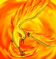 My Fire Can Never Be Put Out by moltres93