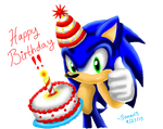 Sonic Wishes... by Sonar15