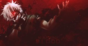 Tokyo Ghoul sig by GreenMotion