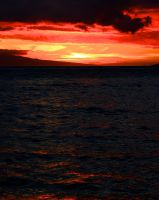 Maui Sunset by AquarianPhotography
