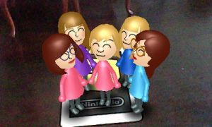 Mii Girls 65 by Blazikenpwnsyou