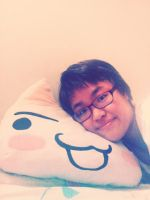 me and SonyCat by hush-janiz15