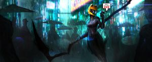 Lemme take a Celty by theDURRRRIAN