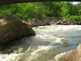 Great Falls of the Potomac 66 by Dracoart-Stock