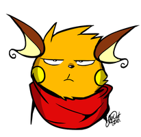 Grumpy by super-tuler