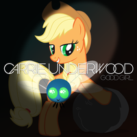 Carrie Underwood - Good Girl (Applejack) by AdrianImpalaMata