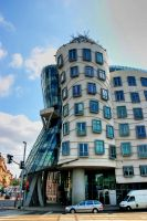 Dancing House by bianco-c
