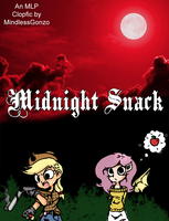 Midnight Snack First by MindlessGonzo