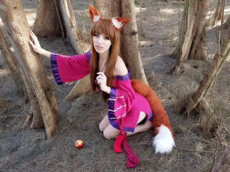 Holo - Forest by MeganCoffey